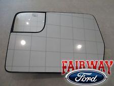 2011 2012 F150 Genuine Ford Left Driver Side Aerodynamic Mirror Glass NEW