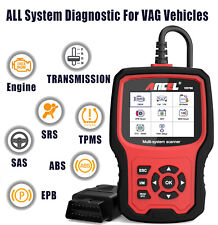Automotive Full System Scanner ABS SRS Oil EPB Code Reader Fr VW Audi Skoda Seat