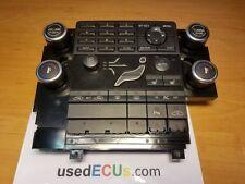 VOLVO V70, MK3, S80, 2006-2012, A/C, HEATER, RADIO, CONTROL, SWITCH, PANEL