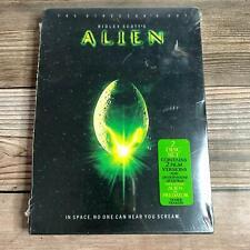 Sealed! Alien 1977 Dvd 2-Disc Set Director's Cut Ridley Scott Sigourney Weaver
