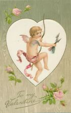 VALENTINE'S DAY – Cupid Has Bow and Arrows To My Valentine