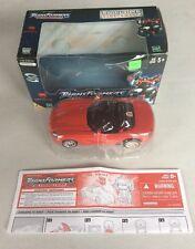 TRANSFORMERS Side Swipe Alternators Figure Dodge Viper COMPLETE w/ Box 2003