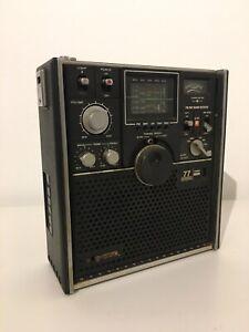 SONY ICF 5800L Vintage Retro Radio Weltempfänger 70s 1975 *Top* *Rare*