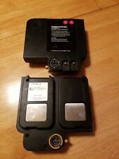 Lot Of 2 Physio Control 803747 Lifepak 9 Adapter Used