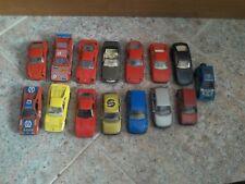 LOTTO 15 MACCHINE BBURAGO SCALA 1:43 FERRARI PORSCHE BMW MERCEDES SUZUKI FIAT