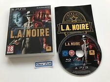L.A. Noire - Sony PlayStation PS3 - FR - Avec Notice