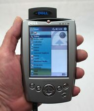 Dell Axim X5 64Mb Pocket Pc/ Pda + Premium Base + 2.4 Ghz Wifi Card + More!