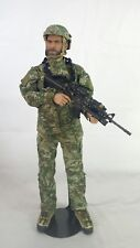 1/6 Custom US Special Forces Operator in Multi Cam. Toys City FAST helmet.