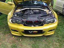 BMW E46 AIR SCOOP, RAM AIR INTAKE, inTake+ GARmotorsport
