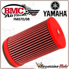 AIR FILTER PERFORMANCE BMC FM570/08 QUAD YAMAHA YFM RAPTOR 700 2008 2009