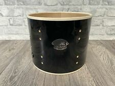 """More details for natal arcadia tom drum shell 10""""x8"""" bare wood project / upcycle"""