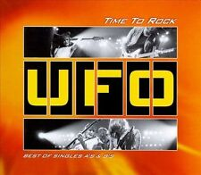 The Time to Rock: Best of Singles A's & B's by UFO (CD, Oct-1998, 2 Discs, Repertoire)