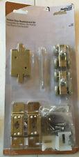 NATIONAL HARDWARE Sliding Pocket Door Replacement Kit #N-236-023 Satin Brass