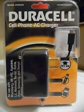 Duracell Cell Phone AC Charger DC5343