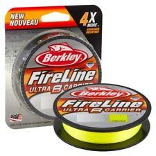 Berkley Fireline Ultra 8 Carrier Braid Flame Green 150m