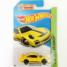 Hotwheels Porsche 911 GT3 RS  ( Yellow ) - Hot Pick