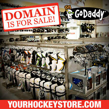 YOUR HOCKEY STORE .COM - Sporting Goods - Hockey NHL Domain Name - GoDaddy