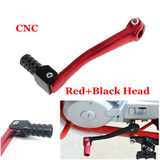 Red+Black Motorcycle Gear Shifter Shift Lever 15.5cm For 50cc-125cc Dirt Bike