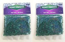 100 Grams Of Money Drawing Resin Incense Meditation Wicca Best Quality (2 X 50G)