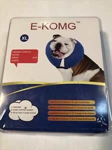 E-KOMG Inflatable Neck Collar for Large Breeds