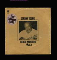 VINYL LP Johnny Young - Blues Masters Vol 9 New Factory Sealed