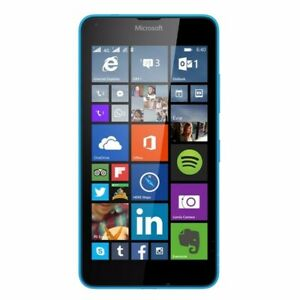 Microsoft Lumia 640 XL - 8GB - Blue(Unlocked) dual sim Quad Core Smartphone