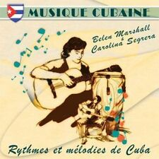 CD Musique cubaine / Cuban Music - Rhythms and melodies of Cuba / IMPORT
