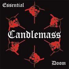 CANDLEMASS - Essential Doom  (DVD, 2006, Bonus CD) New