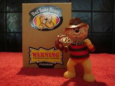 Bad Taste Bears FREDDY KRUEGER Figurine NIGHTMARE ON ELM STREET Robert Englund