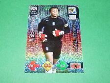 LEE WOON-JAE COREE SUD  PANINI FOOTBALL FIFA WORLD CUP 2010 CARD ADRENALYN XL