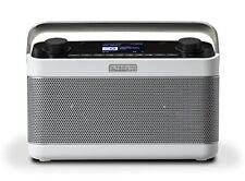 Roberts Radio Stream 218 We Stéréo Internet Wifi/bluetooth Blanc