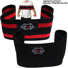 BENCH SLING Strap Power Lifting Weightlifting Bench Press Sling Shot Elasticated