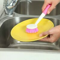 Household Kitchen Cleaning Brush Long Handle Brush Washing Dishes Tools LD
