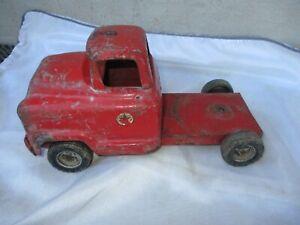 Vintage Buddy L Texaco Semi Truck Cab