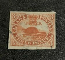 Canada Stamp #4 Used