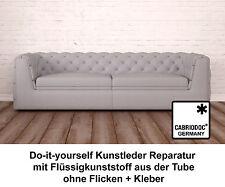 Kunstleder Reparatur Set Schwarz Möbel Bezug Sofa Sitz Stuhl Sitzbank Bezug