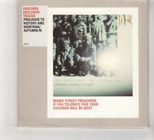 (HF138) Manic Street Preachers, If You Tolerate This Your Children... - 1998 CD
