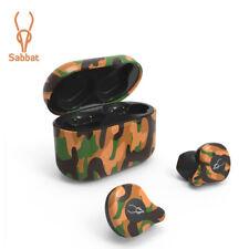 Sabbat X12 Ultra TWS Wireless BT5.0 Bluetooth Headset Noise Reduction Dual Micro