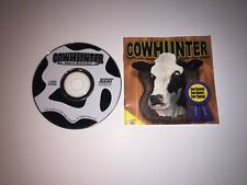 CowHunter PC Cow Hunter TESTED VERY RARE LIKE NEW Hunting w/ manual game