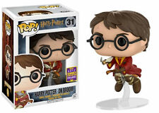Funko POP ! Movie - Harry Potter on Broom Summer Convention Exclusive! SDCC 2017