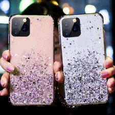 Für IPHONE 11 Pro Max Glitter Stoßfest Schutzhülle Schale Schutz Handy Skin