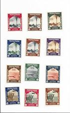 Italy Tripolitania 1934 postage/air sets mint