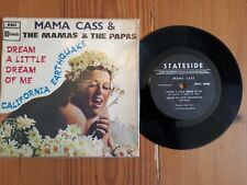 EP  MAMA CASS & MAMAS AND THE PAPAS   ---DREAM A LITTLE DREAM OF ME    *ISRAEL*