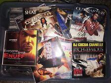 Lot of (20) NYC HIP HOP DJ MIX CDs MIXTAPE  RAP CD GRAB BAG! ASSORTED DJs/Artist