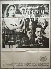 Affiche WELCOME IN VIENNA Gabriel Barylli AXEL CORTI 120x160cm