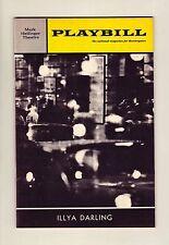 Illya Darling - 1967 Playbill for the Mark Hellinger Theatre - Melina Mercouri
