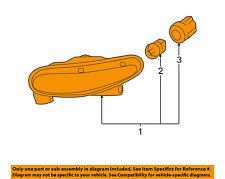 Buick GM OEM 05-09 LaCrosse-Park/turn Lamp Right 10333736