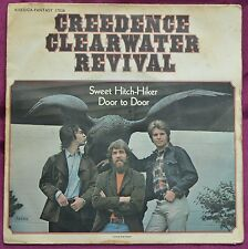 """Creedence Clearwater Revival – Sweet Hitch-Hiker 7"""" – AM 17026 – VG"""