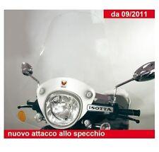 PARABREZZA ISOTTA APRILIA SCARABEO 125/200 IE RESTYLING 2009 E106