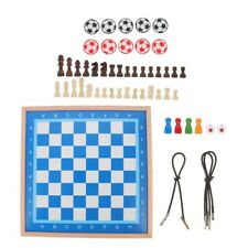 1 Set Simple Desktop Chess Game Catapult Chess Toy Chess Toy